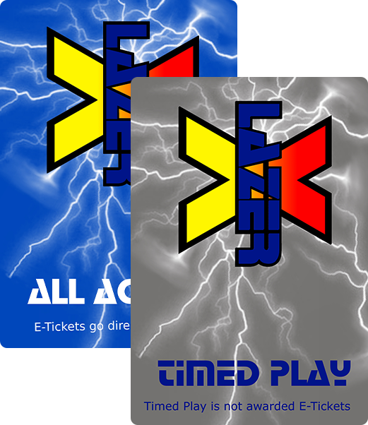 Laser Tag passes for Laser X arena in Chiago and Addison